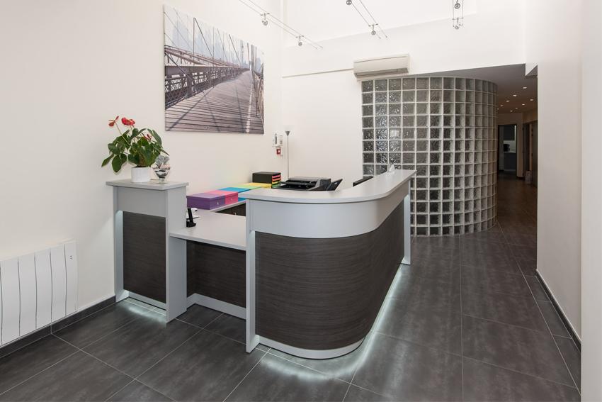 Accueil du cabinet dentaire, Dentiste Maisons-Alfort