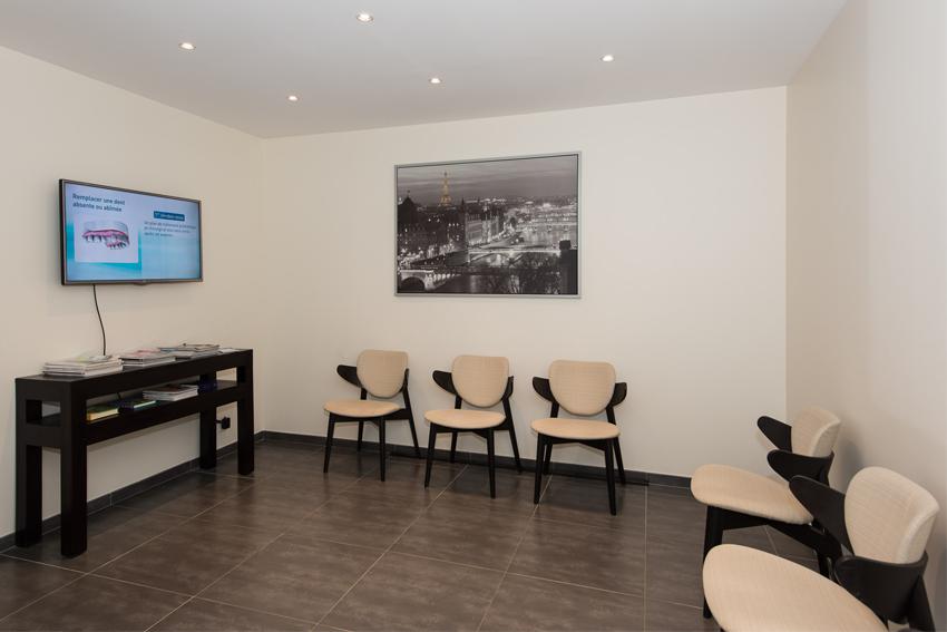 Visitez le cabinet dentaire du Dr Hertzel Mimoun