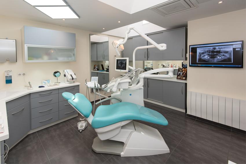 Salle de soins dentaire, Dentiste Maisons-Alfort